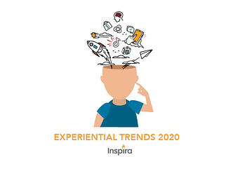 Experiential Trends 2020 Cover Page